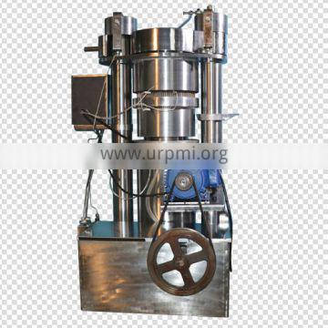 Automatic hydraulic oil press machine for vegetable oil making