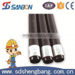 Factory directly sale Sany truck mounted radiator rubber hose
