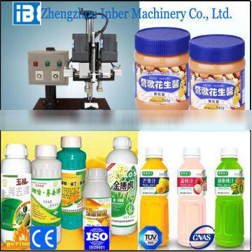 ISO approval bottle cap closing machine for sale