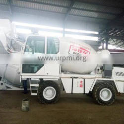 concrete mixer with pump high quantity and effective