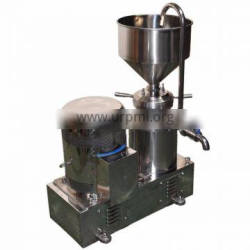 Peanut Butter Making Equipment High Efficiency Butter Mixer Grinder