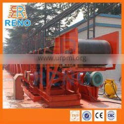 Alibaba best rubber belt conveyor machine with low price for sale