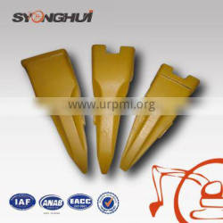 Construction machinery rock bucket teeth/ bucket adapter/ tooth point for SH60