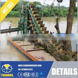 low price!!! 18 inch cutter suction mud dredger in Nigeria for sale