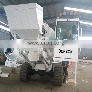 factory manufacturer self concrete mixer looking for agent
