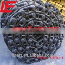 Excavator undercarriage parts track shoe assy for EX220LC-2