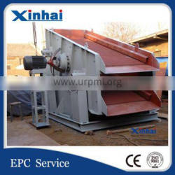 Reliable Performance sieving machine with vibration