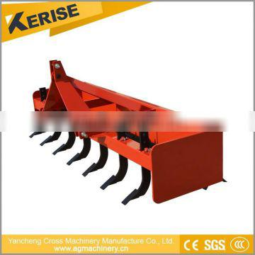 Good performance land scraper / box scrapers land leveling for hot sale