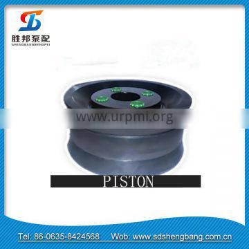 CE&ISO approved Pipe fitting 200 concrete pump piston for putzmeister