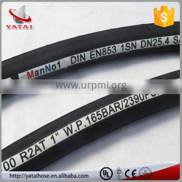 ISO Oil Resistance High Pressure Hydraulic Tube Manufacturers