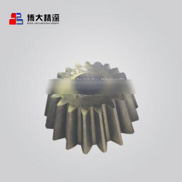 Mining stone crusher metso hp500 hp700 gear and pinion suit for metso Nordberg cone crusher spare parts
