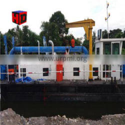 Hot Selling Benefication Hydraulic Cutter Suction Dredger for export