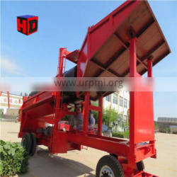 Durable & Portable Gold Washing Trommel for export