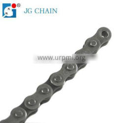 China made alloy steel material b series industry transmission roller chain 05b chain manufacturer