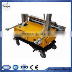 mortar and cement spray plaster machines for wall made in china/wall plaster machinery/wall rendering machine