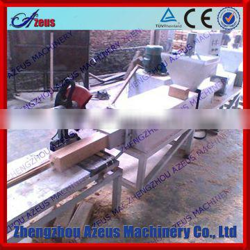 Exported wooden case type top quality wood pallet block making machine