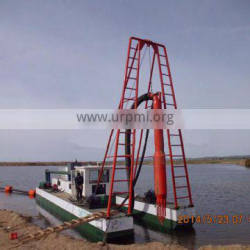 Chinese Latest Technology River Jet Suction Sand Pump Ship Dredger