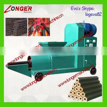 wood charcoal making machine/charcoal briquette machine