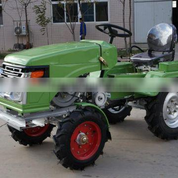 4X2 small tractor with basic hood / new hood