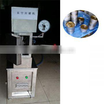 tin canned food used vacuum packaging machine for food industry