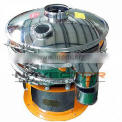pharmaceutical powder curry making machine vibrating sifter