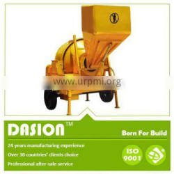 JZR500H concrete mixer with drum on sale
