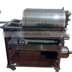 Juice Stainless Steel Plate and Frame Filter Press