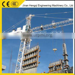 QTG20-3065 High quality luffing tower cranes for construction new made in China