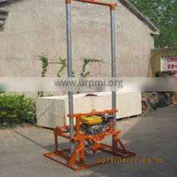 cheap price small water well drilling rig/factory selling water well drilling machine