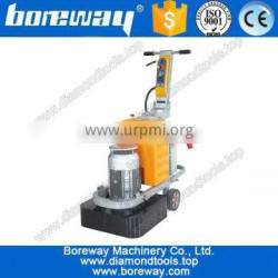 concrete grinding and polishing, dustless concrete grinder, grinding on the floor,