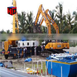 Diesel Power Good Quality Hydraulic Cutter Suction Dredger for sale
