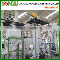 YONGLI small wood pellet making machine