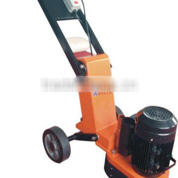 top concrete grinder WKG180 with diamond cup wheel small areas waterproof processing