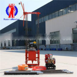 lightweight geology exploration rig QZ-2B superficial sampling core rig/gasoline engine well drilling machine for sale