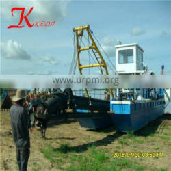 Factory supply Small gold mining machine dredger used in Ghana