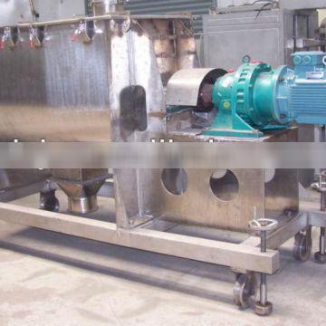 DZM Horizontal Paint Mixer for the Industry Material