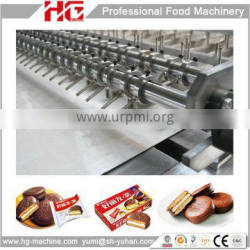 full set creamed sandwich maker making machine