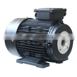 3kw 1phase electric motor 4hp hollow shaft