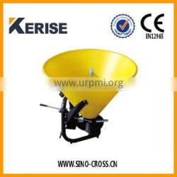 Hot sale tractor mounted ATV fertilizer spreaders with CE