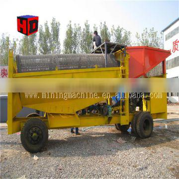 China Gold pulsating sluice box, gold mining machine for small business