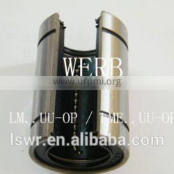 Open type super linear bearings for LM35UUOP