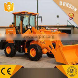 China famous brand used 3 ton wheel loader 1.7CBM 92KW with Weichai engine