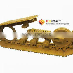 D6R undercarriage spare parts-Track roller,Top roller,Idler,Sprocket,Segment group,Track chain,Track link assembly/assy