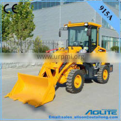 AOLITE 915A tractor front loader Quanchai 2105G engine have ce