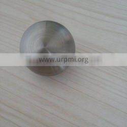 Alibaba best supplier half hollow steel ball hollow stainless steel ball