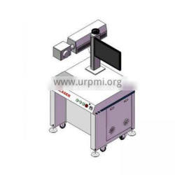 supplier wholesale new condition metal material appliucable jpt desktop fiber laser marking machine price