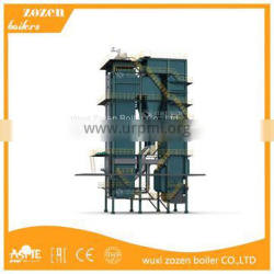 circulating fluidized bed steam boiler