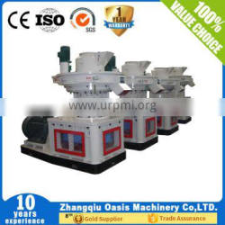 ring die big wood pellet machine