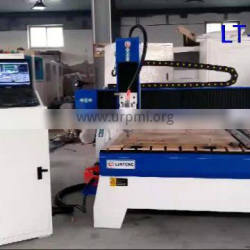 China Shandong 1212 cnc engraving milling 1.5kw/2.2kw/3.0kw spindle 4 axis 1200*1200mm CNC router 1212 for wood stone aluminum