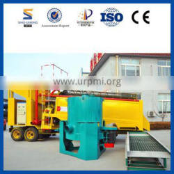 SINOLINKING 5 tph Small Scale Gold Processing Plant with PATENT